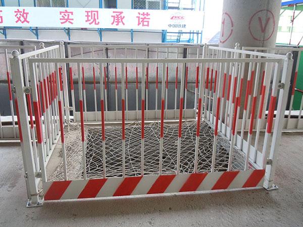 基坑护栏 - 安平县贝纳丰丝网制品有限公司图片2